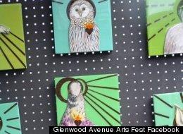 Glenwood Avenue Arts Fest Facebook
