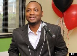 Lekan Olawoye Of For Youth Initiative In Toronto. (HO)