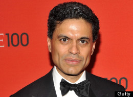 Journalist Fareed Zakaria attends the TIME 100 Gala, TIME'S 100 Most Influential People In The World at Frederick P. Rose Hall, Jazz at Lincoln Center on April 26, 2011 in New York City. (Photo by Stephen Lovekin/Getty Images for TIME)