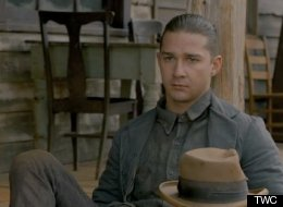 Shia LaBeouf in the new red band trailer for