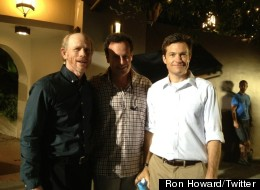 Ron Howard/Twitter