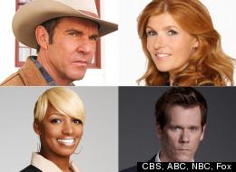 CBS, ABC, NBC, Fox