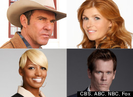 Who are the hottest stars of the new fall TV season?