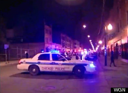 At least 19 people were wounded by gun violence Thursday evening into early Friday on Chicago's streets.