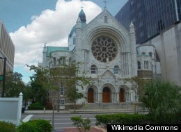 Sacred Heart Church in Tampa