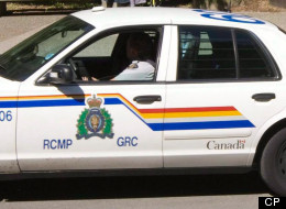 File photo of RCMP responder. (CP)
