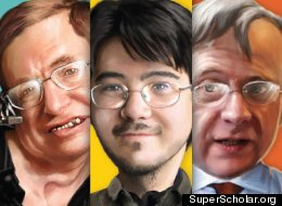 Stephen W. Hawking, Christopher Hirata, Paul Allen