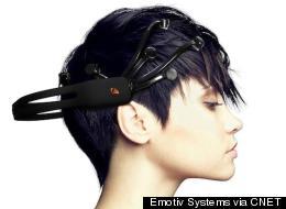 Emotiv Systems via CNET