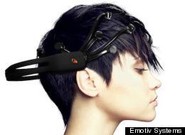 Image of Emotiv System's EPOC Neuroheadset