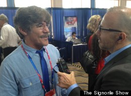Geraldo Rivera, of Fox (left), has recently raised questions about a
