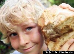 Charlie Naysmith, 8, of Bournemouth, Great Britain, could be raking in some gross profits after finding a piece of whale vomit worth $63,000.