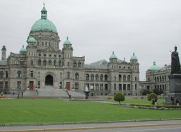 B.C.'s government is being urged to raise taxes to lower the provincial deficit by a left-wing think tank. (Handout)