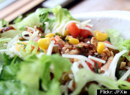 Your burrito bowl might've cost you a few pennies too much