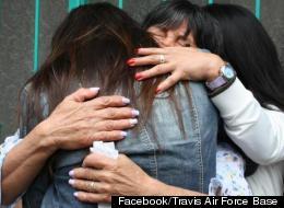 Facebook/Travis Air Force Base
