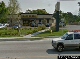 An unidentified grandfather shot and killed a robber at the Dollar General on Monday.