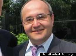 Ben Akselrod Campaign