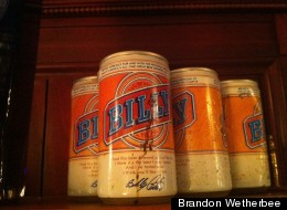 Where else are you going to find Billy Beer, the beer from President Carter's brother?