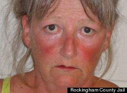 Joyce Coffey was arrested four times in 26 hours for blasting the AC/DC song