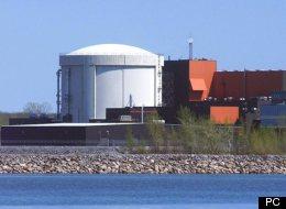 La centrale Gentilly-2  (PC/Hydro-Québec)