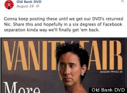 Old Bank DVD
