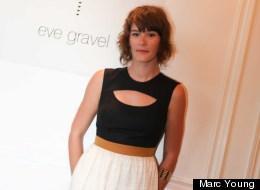 Soirée des 10 ans de création de la designer Eve Gravel, le 3 septembre 2012. (Crédit photo: Marc Young)