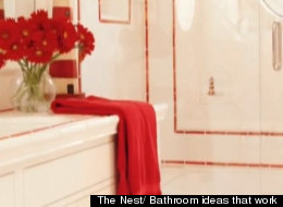 The Nest/ Bathroom ideas that work