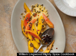 William Lingwood/Mighty Spice Cookbook