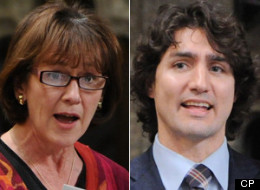 Liberal MP Joyce Murray says what Justin Trudeau does or doesn't do won't dissuade her from running for the Liberal leadership. (CP)