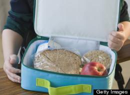 5 tips para preparar un lunch saludable para llevar.