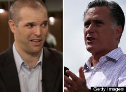 Matt Taibbi and Mitt Romney.