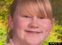 Elizabeth Annette Robinson, 13, stole her brother's car in order to drive 700 miles to meet a 12-year-old boy she met online in the flesh.
