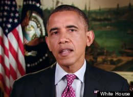 President Barack Obama remembers 9/11 in his weekly address on Saturday, September 8, 2012.