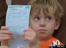 Nathaniel Robboy, a 2-year-old, got in trouble for peeing on the sidewalk on Philadelphia's South Street.