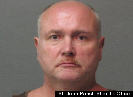 Mark Knight allegedly got a loaded AR-15 assault rifle from his pickup truck after being turned down for disaster food stamps
