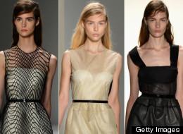 La nueva colección de Calvin Klein para la Primavera 2013, de Francisco Costa.