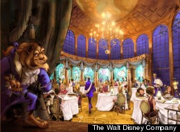 Beer and wine will be on the menu when the new Be Our Guest restaurant opens, a first for the Magic Kingdom park.