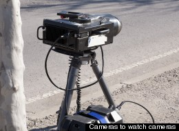Cameras to watch cameras