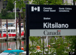 The Kitsilano Coast Guard base closure is being defended by the governing Conservatives. (Canadian Press)