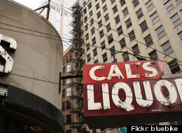 The owner of Cal's Liquors says he's convinced his bar was the one targeted in the attack.