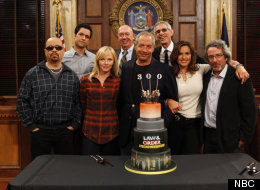 The cast & crew celebrate