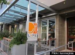 Lyfe Kitchen plans to open 10 new restaurants next year in cities such as Chicago and New York