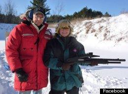 Maygan Sensenberger, wife of Senator Rod Zimmer, will be back in a Saskatchewan domestic violence court today. (Facebook)