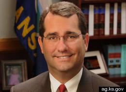 Kansas Attorney General Derek Schmidt is the subject of an ethics complaint.