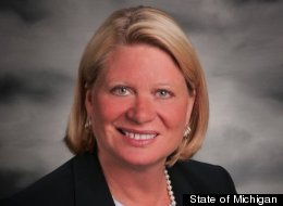 Michigan Secretary of State Ruth Johnson is being challenged In court for her decision to put citizenship checkboxes on the state ballot.
