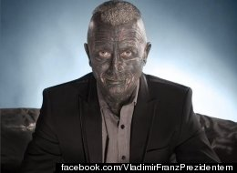 facebook.com/VladimirFranzPrezidentem