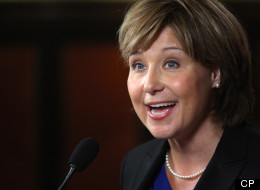Christy Clark announced changes are coming to the B.C. auditor general's terms. (CP)