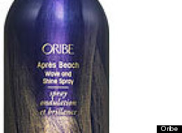 Can this spray make even the straightest hair wavy? We put Oribe's Après Beach Wave And Shine Spray to the test.