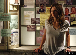 Castle & Beckett's post-hook-up morning in the