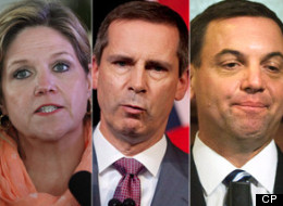 Contradictory Ontario polls make the province the most confusing in all of Canada. (CP)