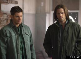Jensen Ackles and Jared Padalecki in